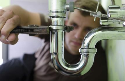 Joost van Iersel, de loodgieter die je kent.